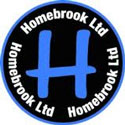 Homebrook Logo